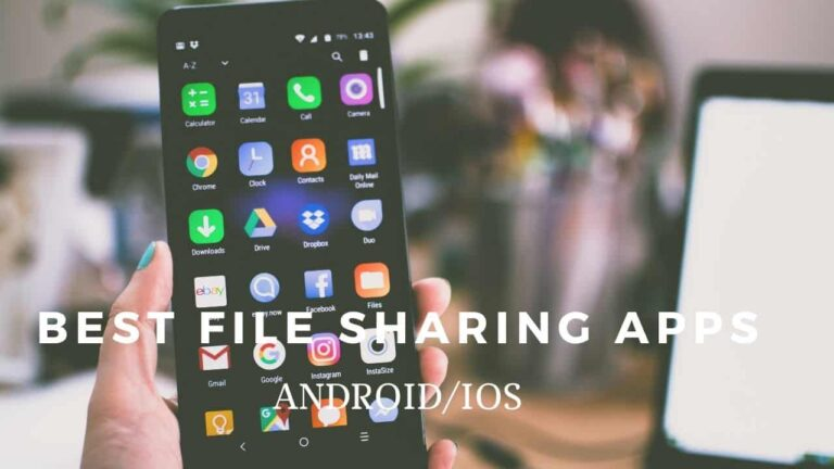 best file sharing apps